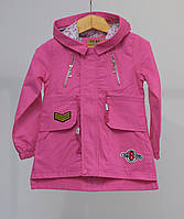 Модная куртка для девочки