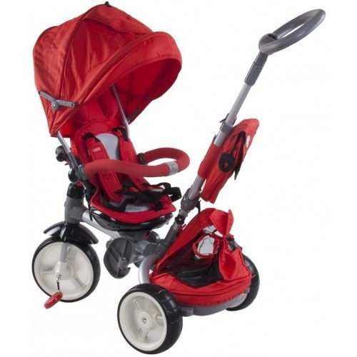 Велосипед-коляска 6в1 Baby Little Tiger T500 Red - MegaShopik в Виннице a6885e4a3e823