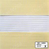 Рулонные шторы День-Ночь BESTA STANDART (открытая) - BH-1203