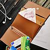 Сумочка-органайзер на цепочке, фото 3