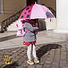 Зонтик Skip Hop  Zoo оригинал США (жираф, единорог, сова, божья коровка, пчела), фото 2
