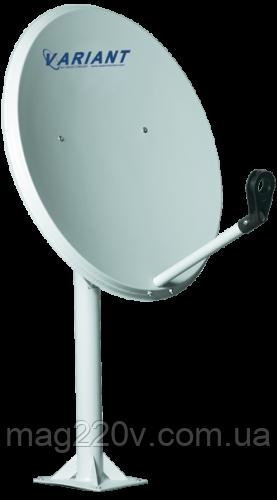 Спутниковая антенна 0,7 м (СА-700/1) - ЧП  «Мир электроники» в Николаеве