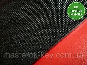 Резина набоечная СЕТКА Украина 350*350*7 мм цвет черный