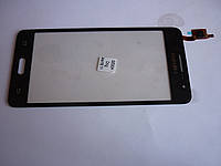 Тачскрин для Samsung G530H Galaxy Grand Prime /G530F, серый, #BT541, оригинал (Китай)