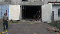 Утепление гаража и гаражных ворот