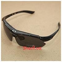 Очки защитные с поляризацией Oakley Polarized Black 10500