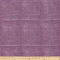 """Ткань для пэчворка и рукоделия американский хлопок """"Точки фуксия"""" - 22*55 см"""