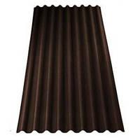 Ондулин лист коричневый 2*0,95 м