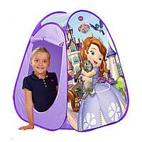 Детская палатка John Игровой домик София Прекрасная 74144