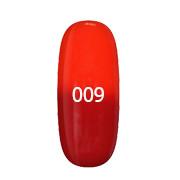 Гель-лак F.O.X Thermo №009 (тёмно-красный при нагревании алый),6 мл