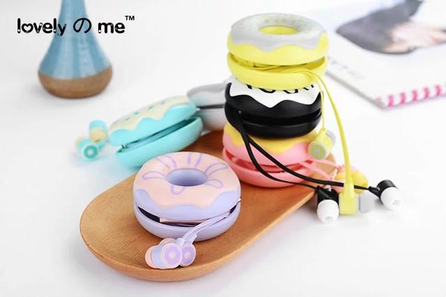 навушники Сивіли Macarons M-82