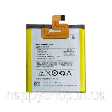 Оригінальна батарея Lenovo K920 (BL223), фото 2