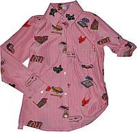 Рубашка-туника детская для девочки