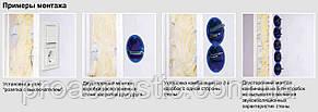 Звукоізоляційна коробка для розетки під гіпсокартон, фото 2