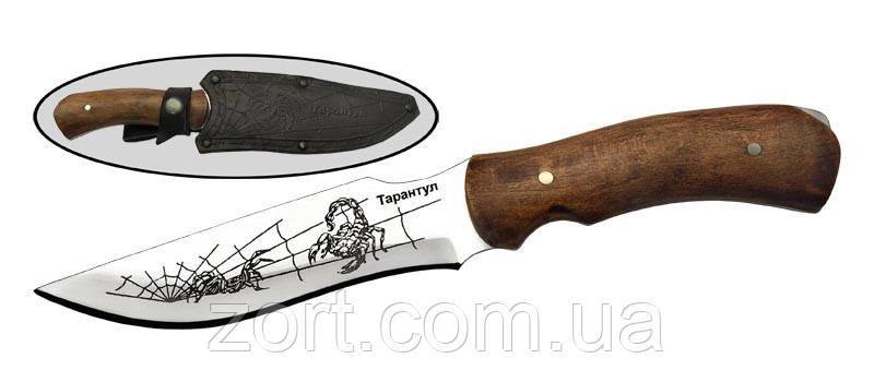 Нож с фиксированным клинком Тарантул, фото 2
