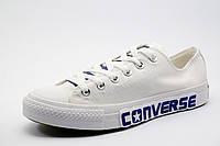 Кеды Converse мужские текстиль, белые, р. 41 43 44