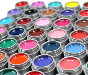 Гель - краски