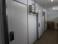 Промышленные холодильные камеры из сендвич панелей