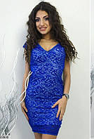 Женское гипюровое платье 23930 КТ-1095