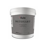Фактурная штукатурка эффект бетона BETONART 25кг