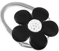 Классический сумкодержатель Jinli JIN119 цветок черный