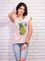 Ультрамодная молодежная футболка с удлиненной спинкой и прорезями
