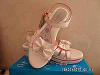 Детские нарядные босоножки бренда Kellaifeng (Bessky) для девочек (рр. с 32 по 37)