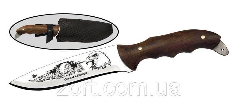 Нож с фиксированным клинком Коршун