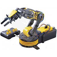 Конструктор электронный Робот-манипулятор на батарейках CIC 21-535N