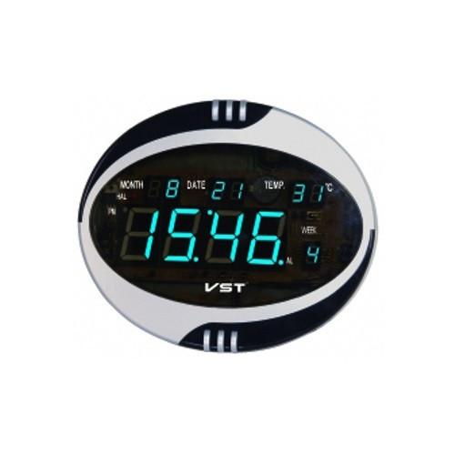 Часы говорящие 770 Т-5 синие, пульт ДУ