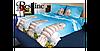 Постельное белье 178 «Италия» 3D ТЕП