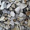 Мраморная крошка бело-голубая (фр.5-20)