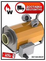 Пелетні пальник Eco-Palnik UNI-MAX PERFECT 200 кВт +Шнек 2м, фото 1
