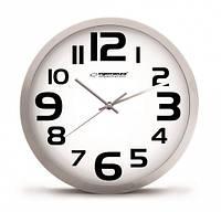 Часы настенные Esperanza Zurich EHC013 White