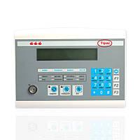 Панель ВПК-16.128 для контроля и индикации системы пожарной сигнализации
