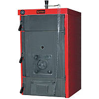 Чугунные твердотопливные котлы RODA Brenner Max BM - 04 ( 33/38 кВт)