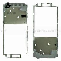 Sony G900 Средняя часть корпуса в сборе с металлическим экраном, 1203-6790 оригинал