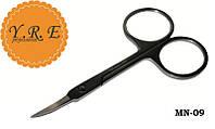 Ножницы маникюрные для ногтей YRE MN-09, маникюрные принадлежности