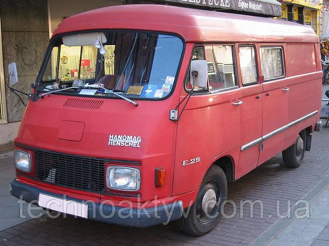 Микроавтобус Hanomag hens f25 v sst
