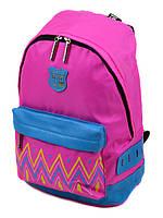 Рюкзак Городской текстиль Lanpad 1502-7 pink