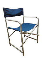 Рыболовно туристический стул со спинкой