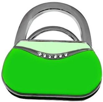 Яскравий сумкодержатель Jinli JIN127 сумочка зелений
