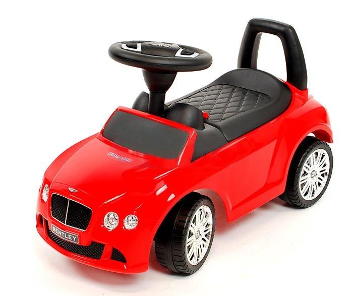 Машинка-каталка Bentley Alexis-Babymix Z326 цвет красный - фото 1