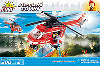 Конструктор Пожарный вертолет, серия Action Town, COBI