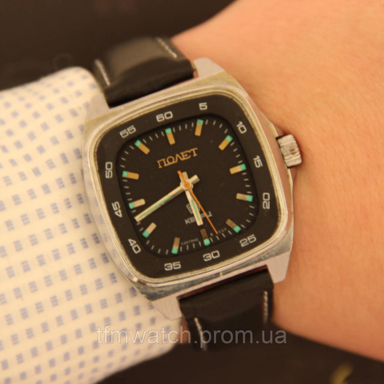 Часы наручные мужские ссср полет цена часы наручные мужские купить в интернет