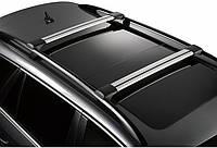 Автобагажник на рейлинги Nissan Primastar (аэродинамический)