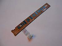 Плата включения со шлейфом Toshiba Satellite L500-1C7