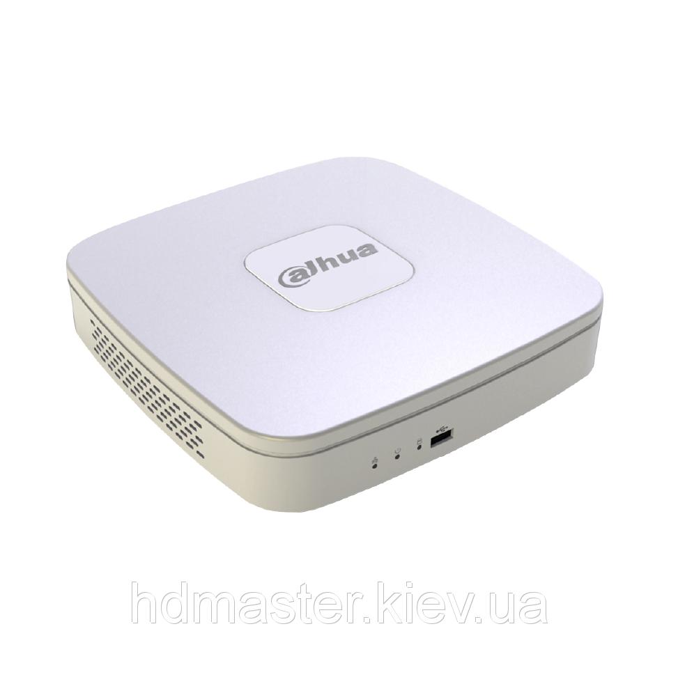 IP-видеорегистратор 4-х канальный (PoE) Dahua DH-NVR2104P