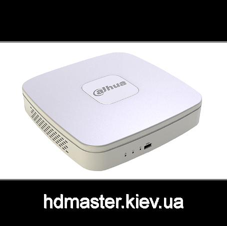 IP-видеорегистратор 4-х канальный (PoE) Dahua DH-NVR2104P, фото 2