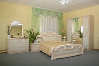 Спальня «Опера» ф-ки «Світ меблів»